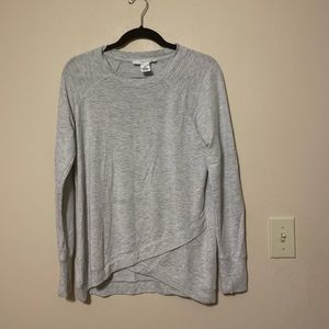 Workshop Republic Clothing Grey Sweatshirt